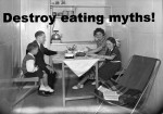 Destroy eating myths