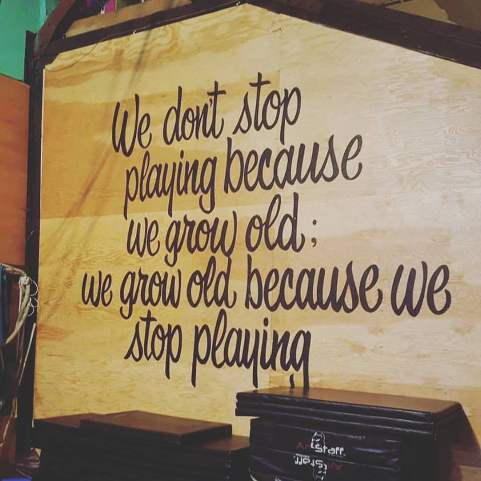 Add play to your life